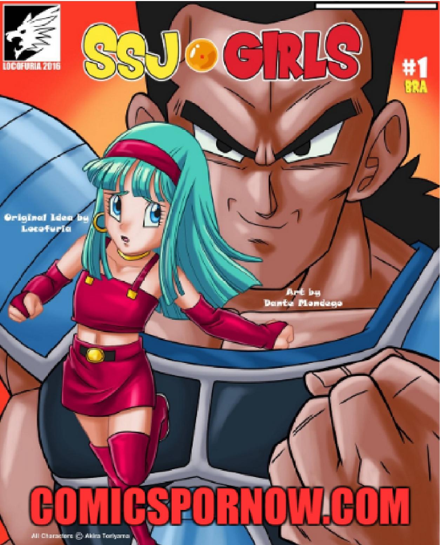 SSJ GIRLS 1 – Dragon Ball