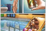 The wife and the Black Gardeners 1 – Comics Interracial
