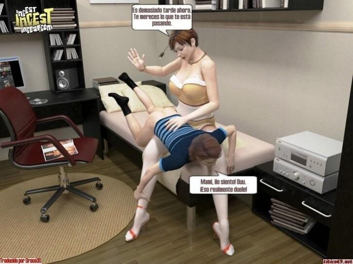 Mama Comic Porno 002 comic porno