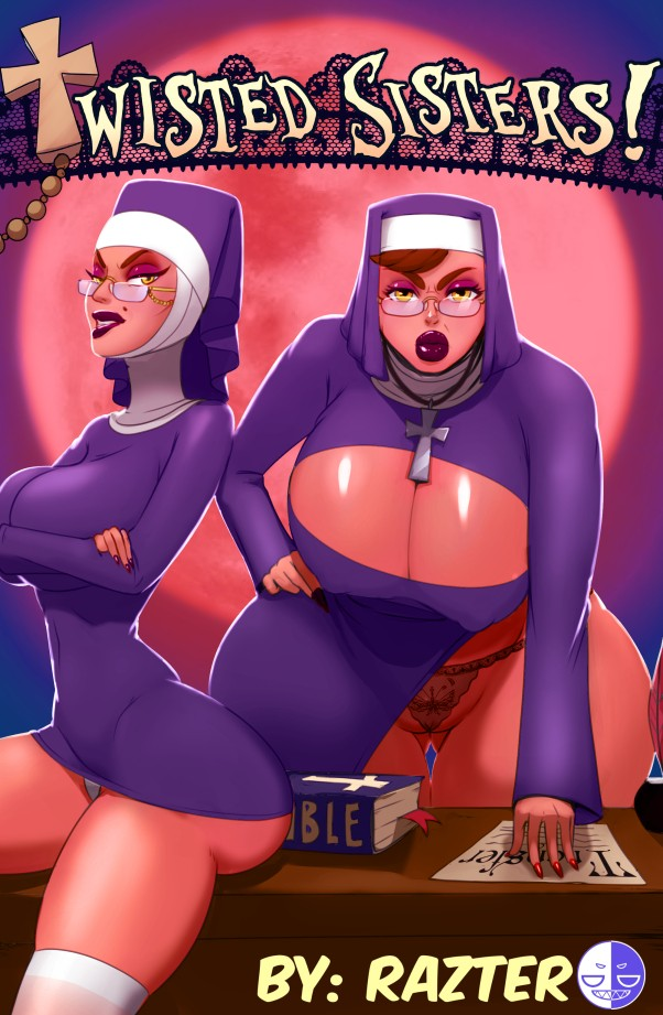 Wisted Sisters – Monjas pervertidas