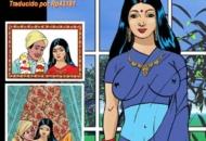 Savita Bhabhi Y El Vendedor de Sujetadores