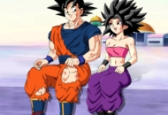 Saiyan Love – Dragon ball Porno